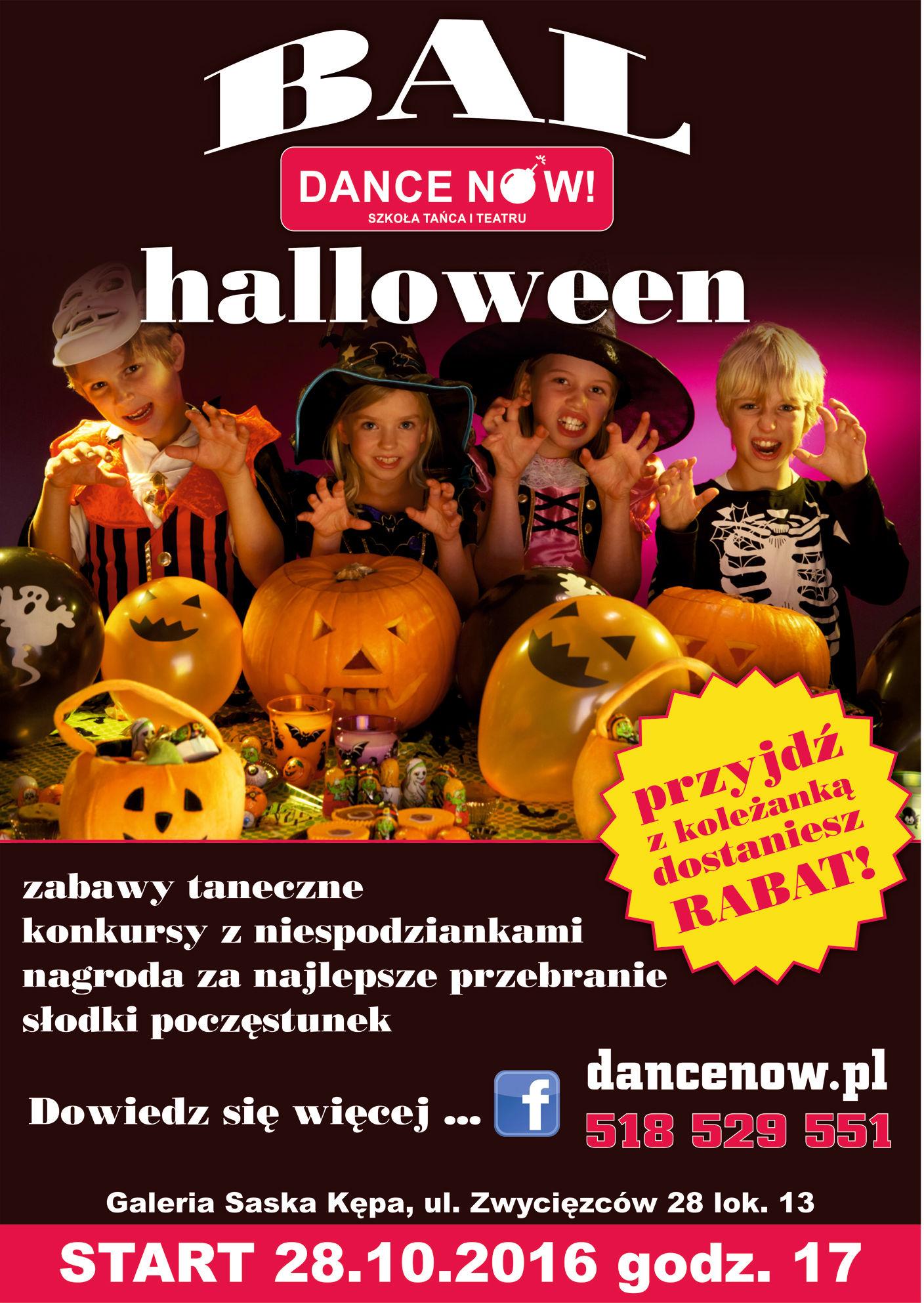 Bal Halloween 28.10